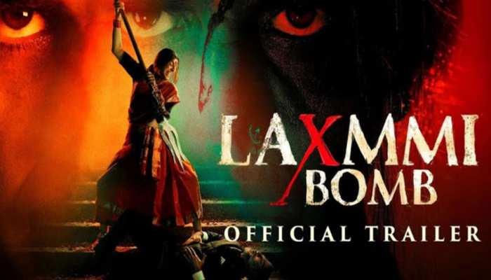 laxmi bomb trailer